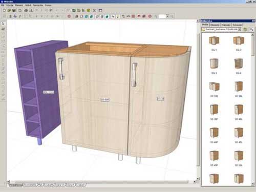 проектирование мебели программа скачать бесплатно для Windows 7 - фото 7